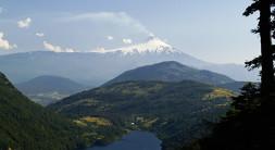 Subida Vulcão Villarrica