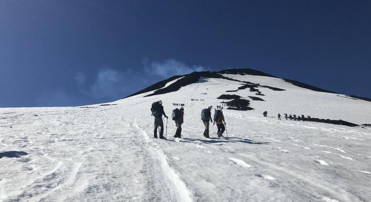 Trilha de montanha