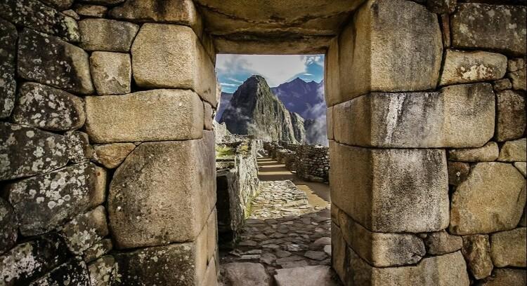 Porta Trilha Inca