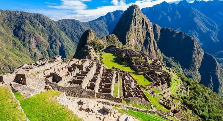 Trilha Inca 2 dias panoramica