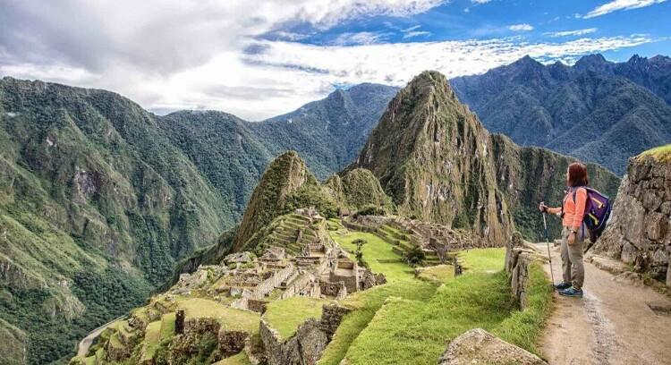 Mirante Machu Picchu