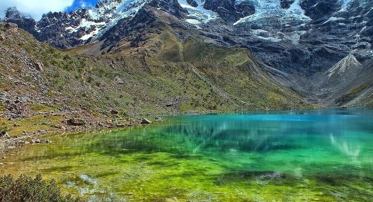 Trilha Lagoa Humantay