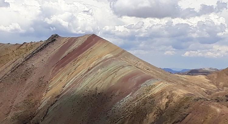 Montanha de cores Palcoyo