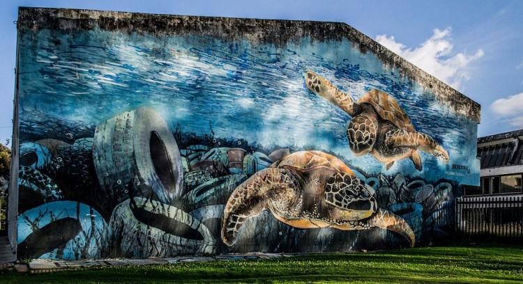 Grafite Tour