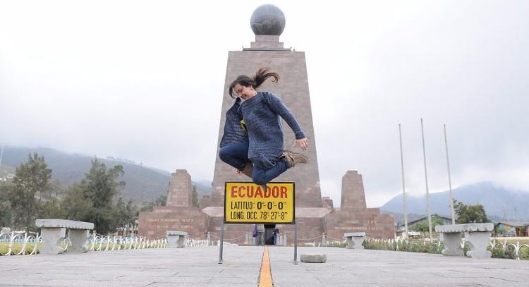 City Tour e Linha do Equador