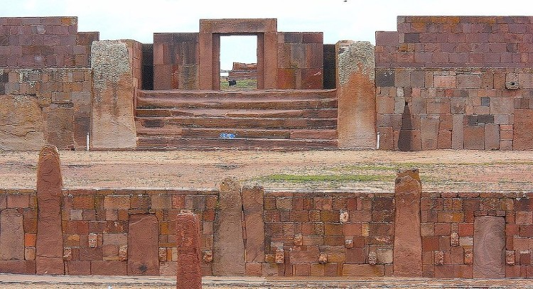 Sítio Arqueológico Tiwanaku