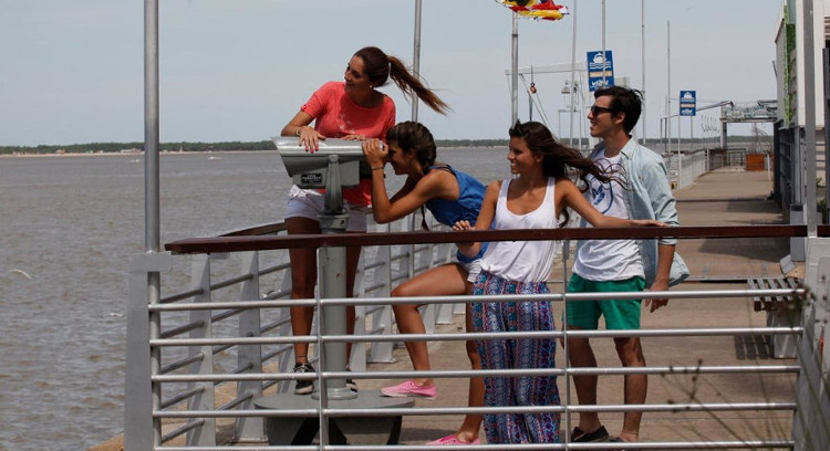 Passeio de barco em Rosario
