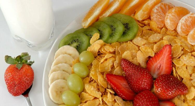 Café-da-manhã americano